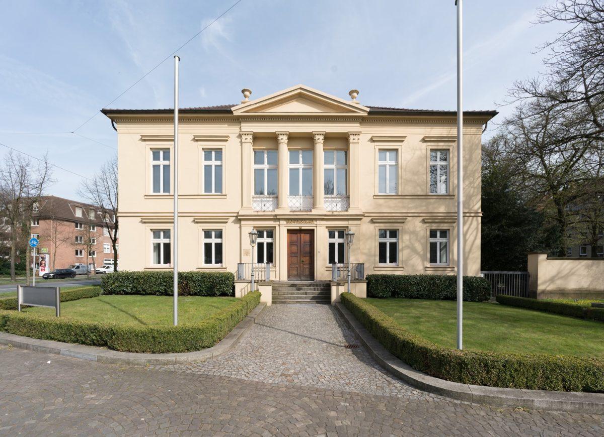 Villa Ortwin Goldbeck Forum / Kunstforum Hermann Stenner